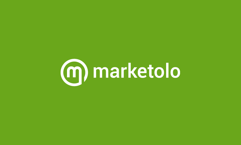 Marketolo - Powerful domain name for a shopping service