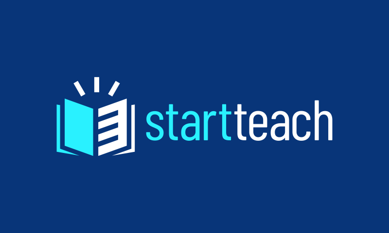 Startteach - Education startup name for sale