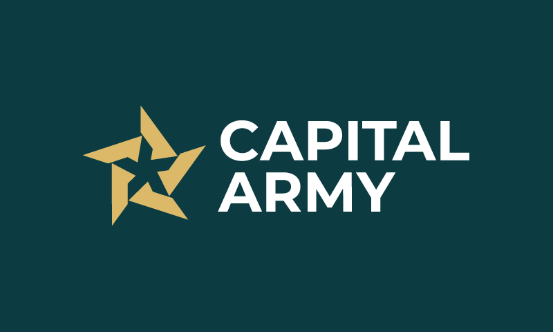 Capitalarmy - Investment business name for sale