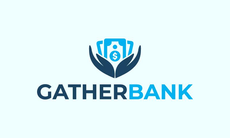 Gatherbank - Loans brand name for sale