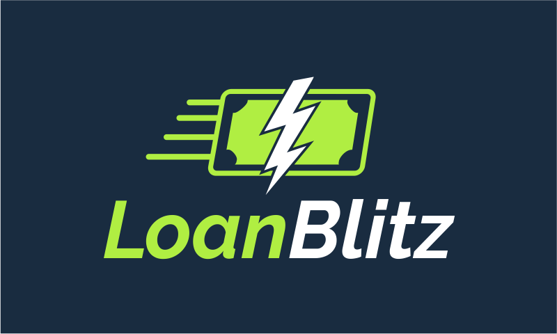 Loanblitz - Banking product name for sale