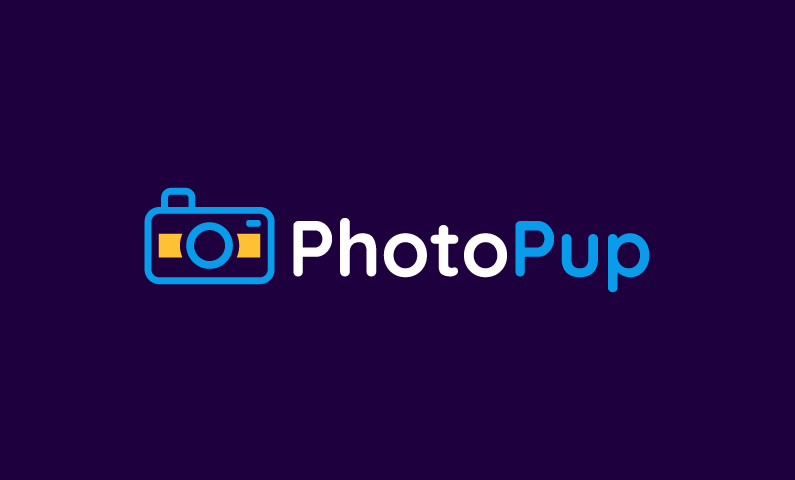 Photopup - Photography domain name for sale