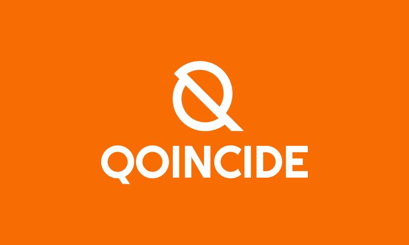 Qoincide - Marketing brand name for sale