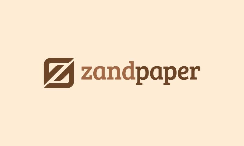 Zandpaper
