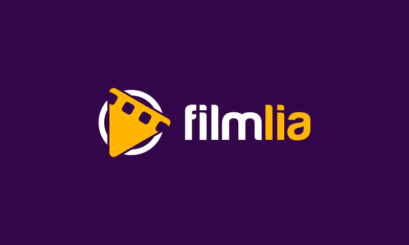 Filmlia - Movie startup name for sale