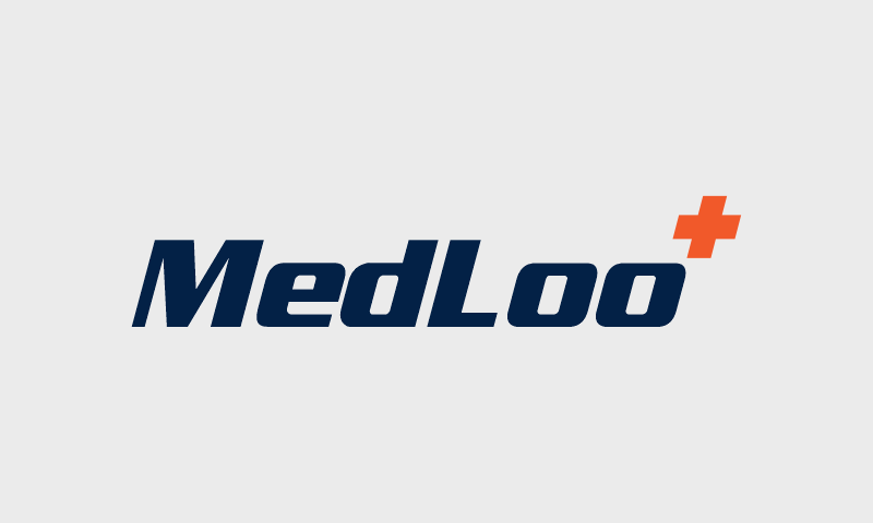 Medloo - Health domain name for sale