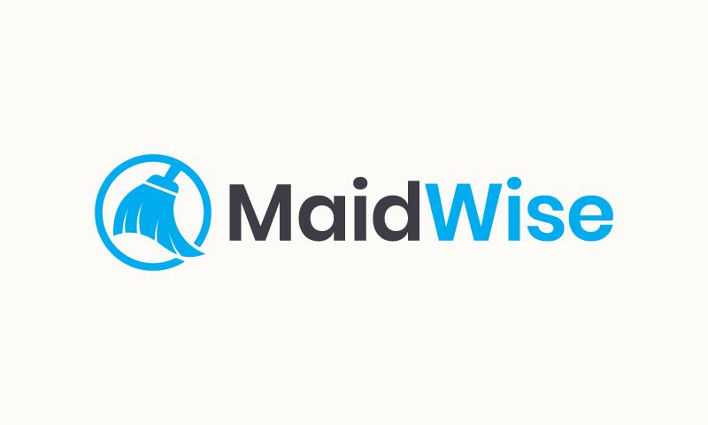 MaidWise logo
