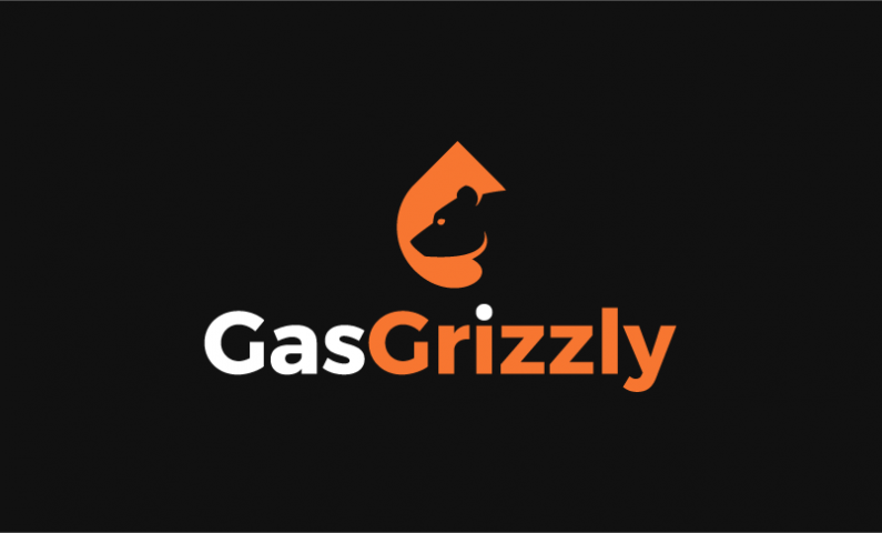 Gasgrizzly - Energy domain name for sale