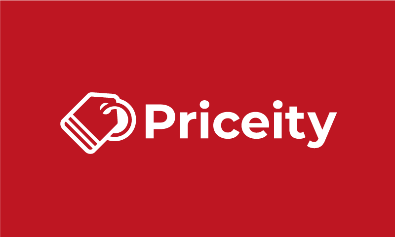 Priceity - Finance startup name for sale