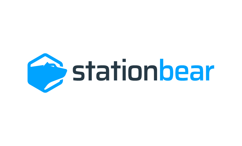 Stationbear - Retail startup name for sale