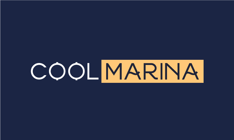 Coolmarina - Retail startup name for sale