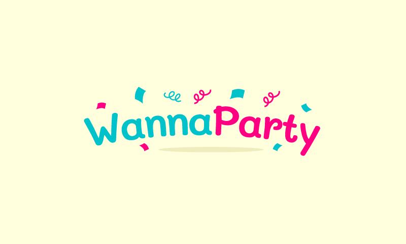 WannaParty logo
