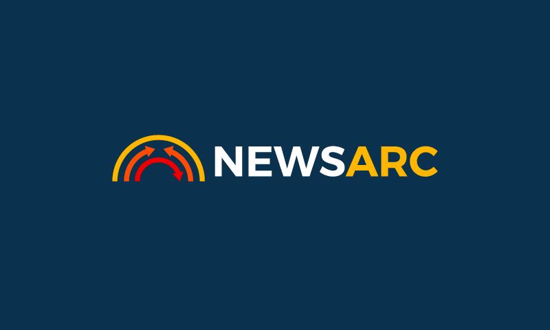 Newsarc - News business name for sale