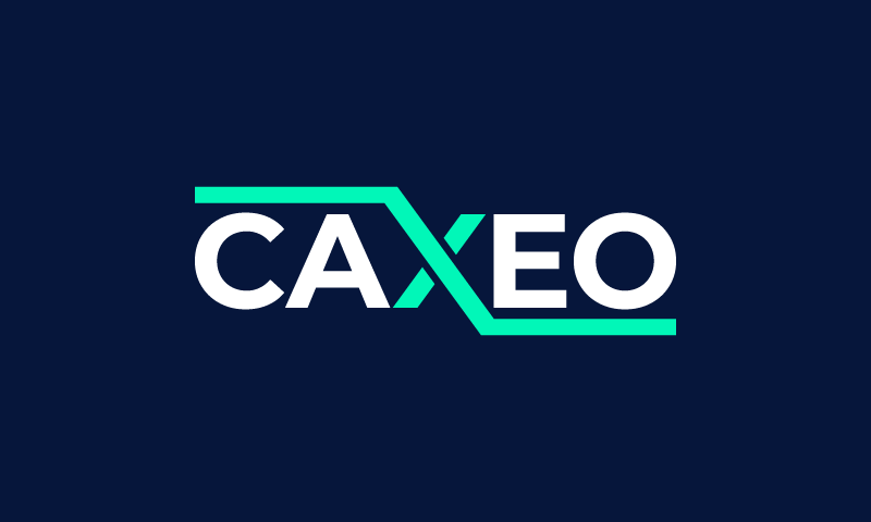 Caxeo - Business startup name for sale