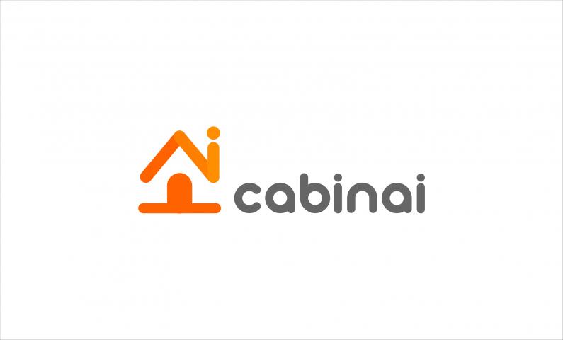 cabinai logo - An intelligent domain name
