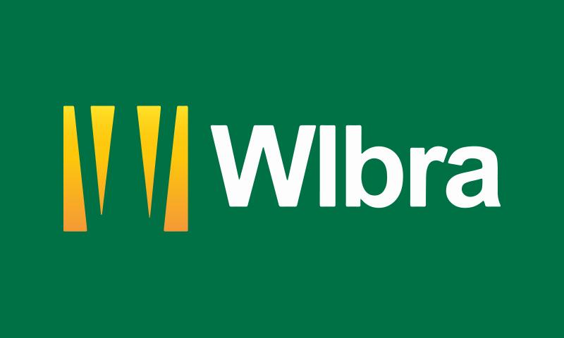 Wlbra - Beauty domain name for sale