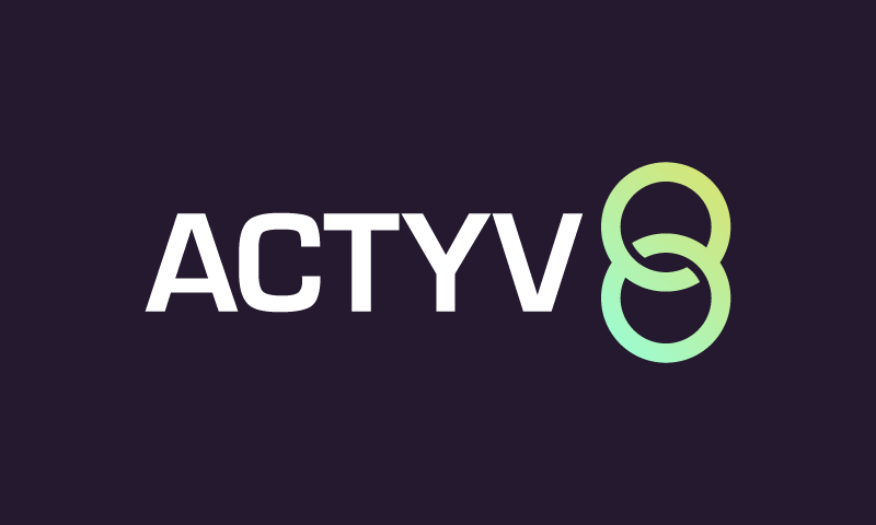 Actyv8 - Design product name for sale