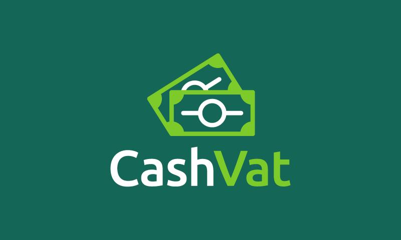 Cashvat - Finance brand name for sale