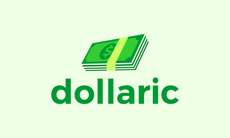Dollaric - Finance domain name for sale