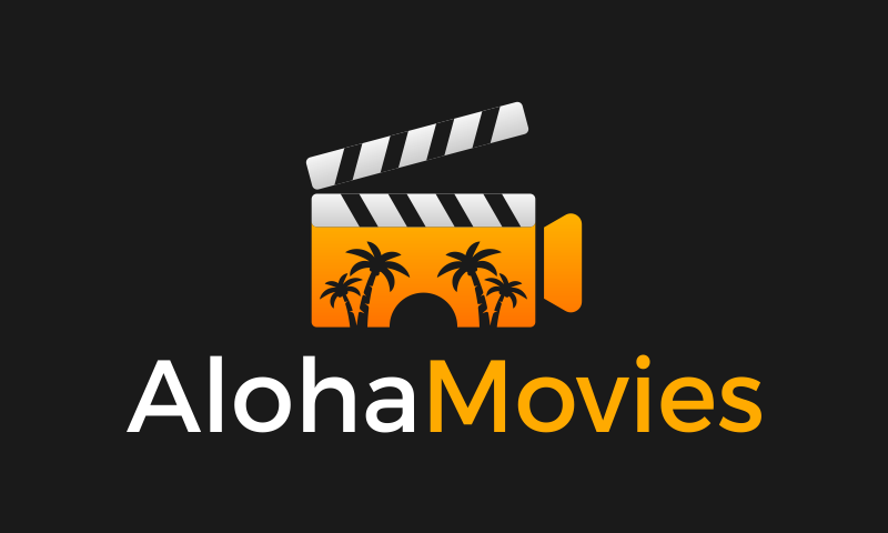 Alohamovies - Film brand name for sale