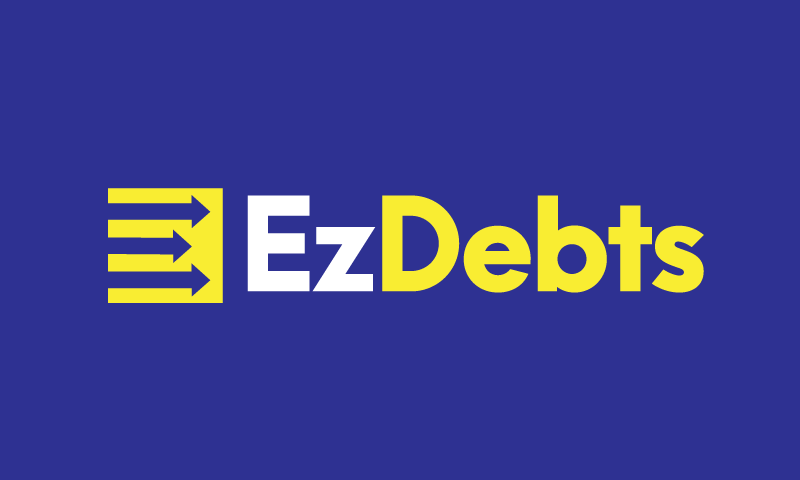 Ezdebts - Payment brand name for sale