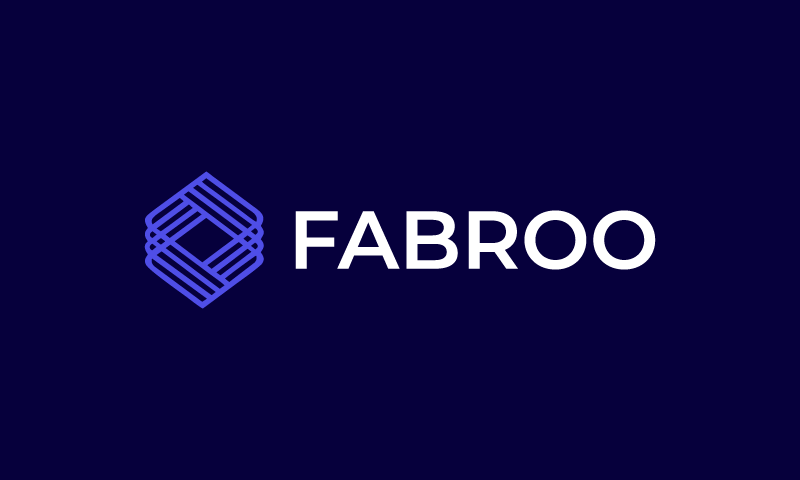 Fabroo - Food and drink startup name for sale