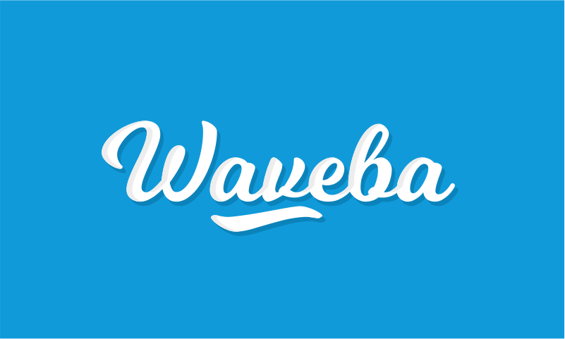 Waveba - Technology startup name for sale