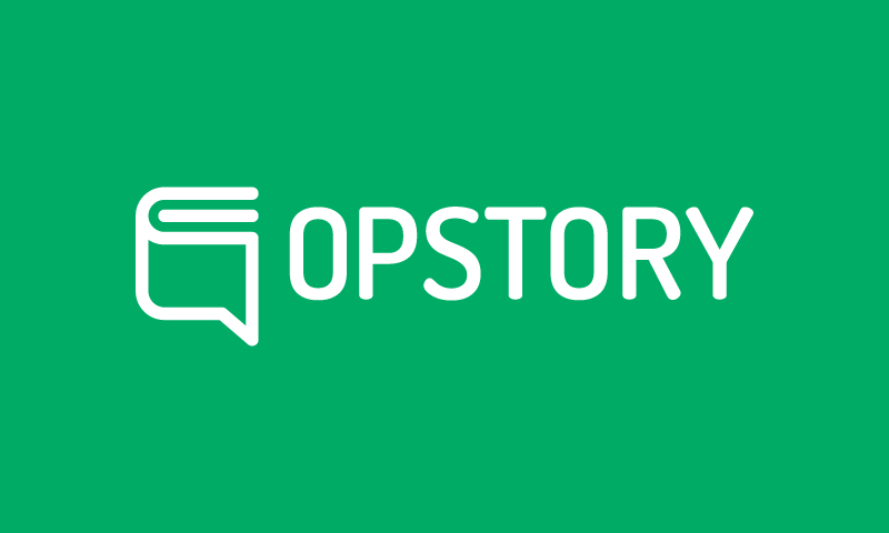 Opstory - Media company name for sale