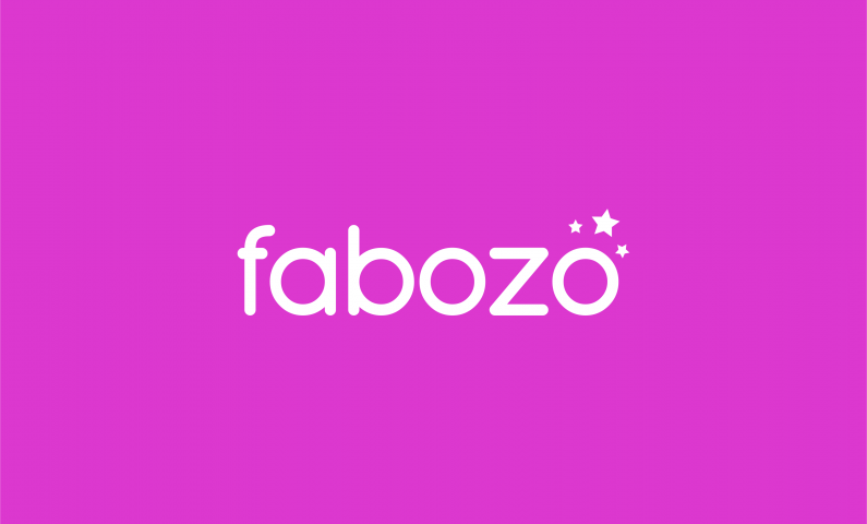 Fabozo - Playful domain name for sale