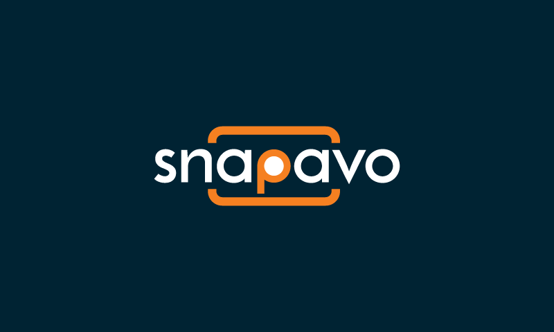Snapavo - Photography business name for sale