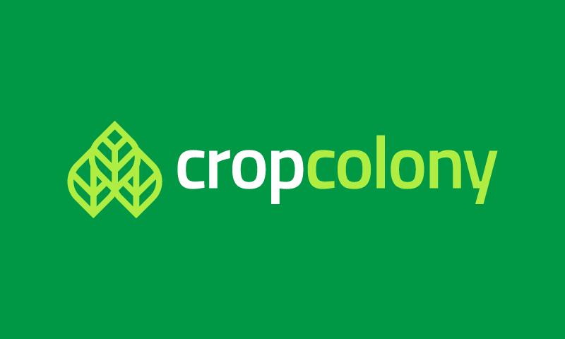 CropColony logo