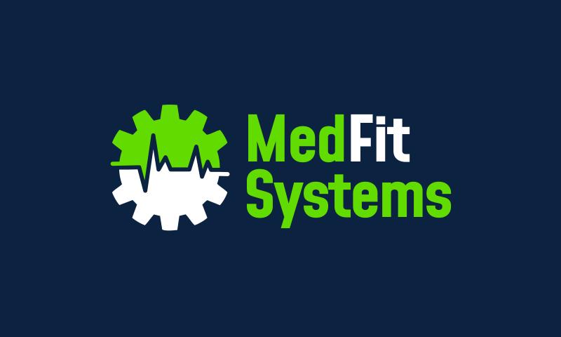 Medfitsystems - Healthcare domain name for sale