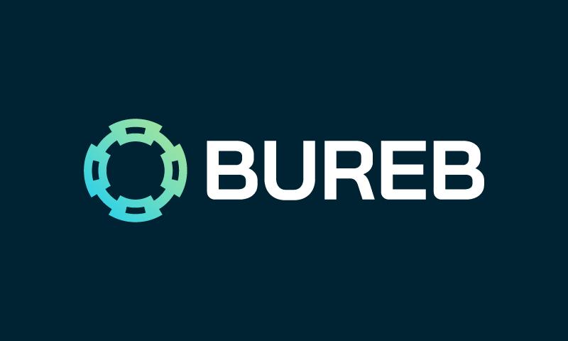 Bureb - Technology brand name for sale