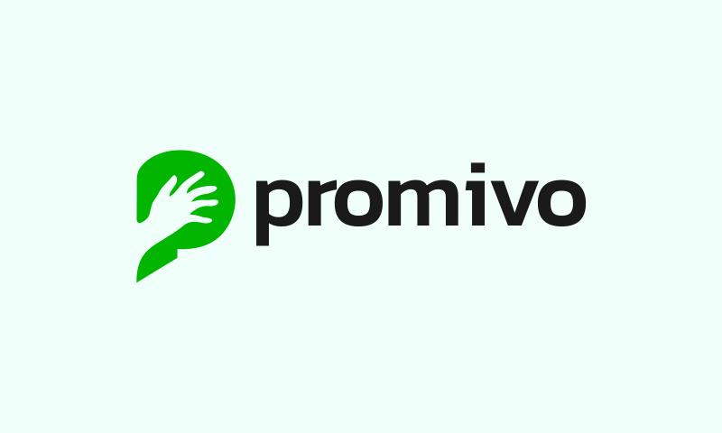 Promivo - E-commerce brand name for sale
