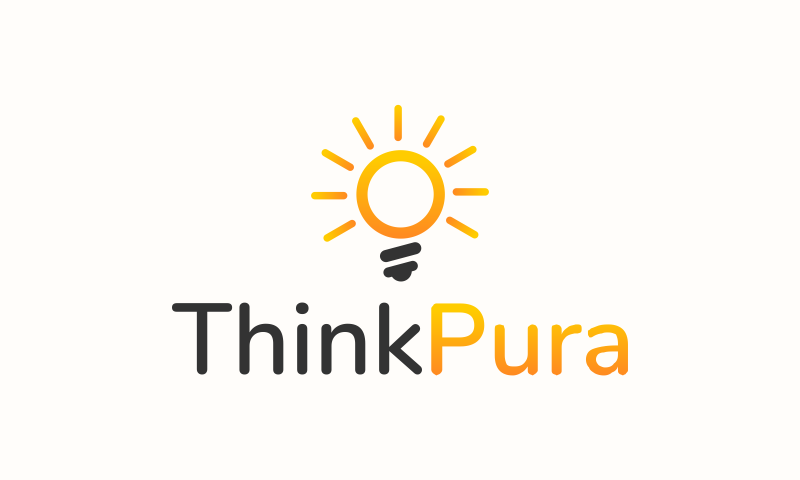 Thinkpura - Business brand name for sale
