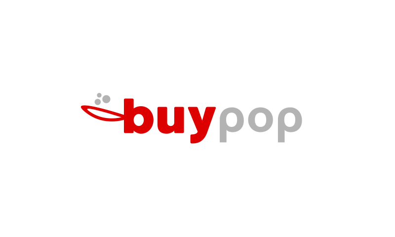 Buypop - E-commerce company name for sale