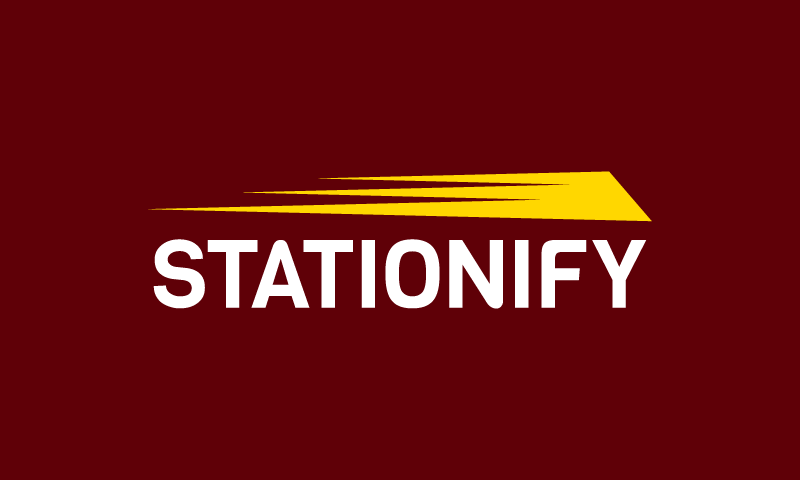 Stationify - Marketing company name for sale