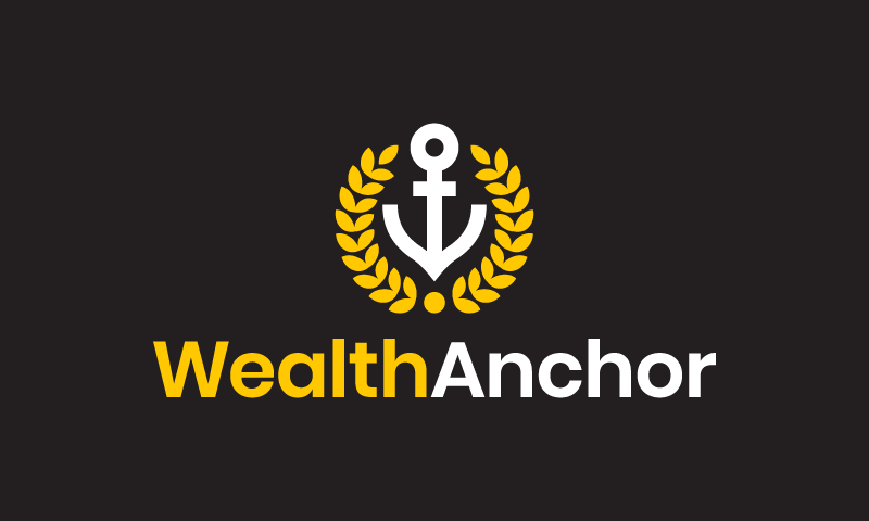 Wealthanchor - Business business name for sale