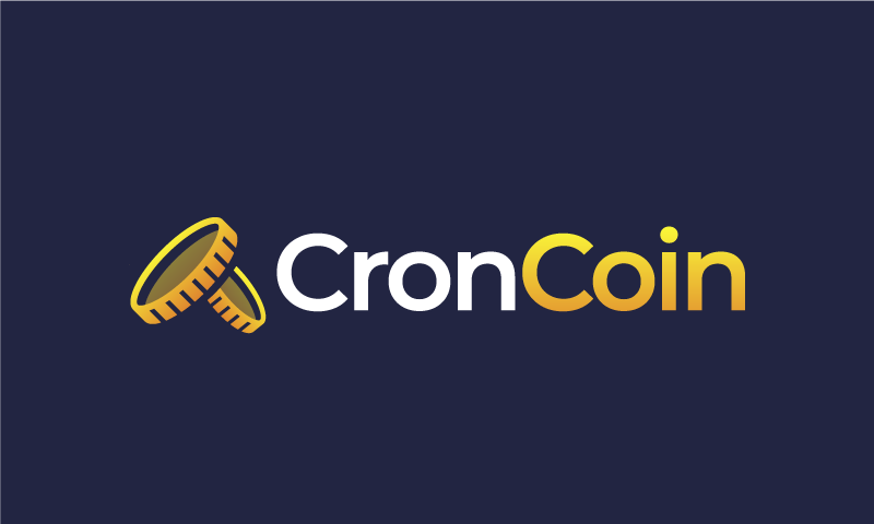 Croncoin - Cryptocurrency domain name for sale