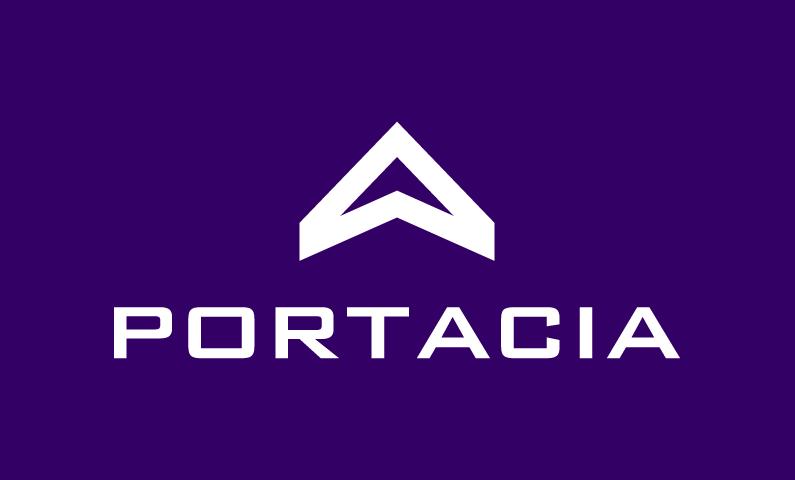Portacia - E-commerce brand name for sale