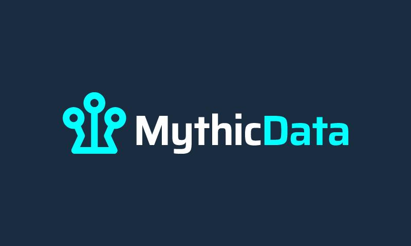 MythicData logo