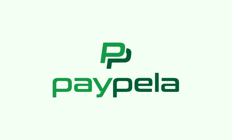 Paypela - Banking company name for sale