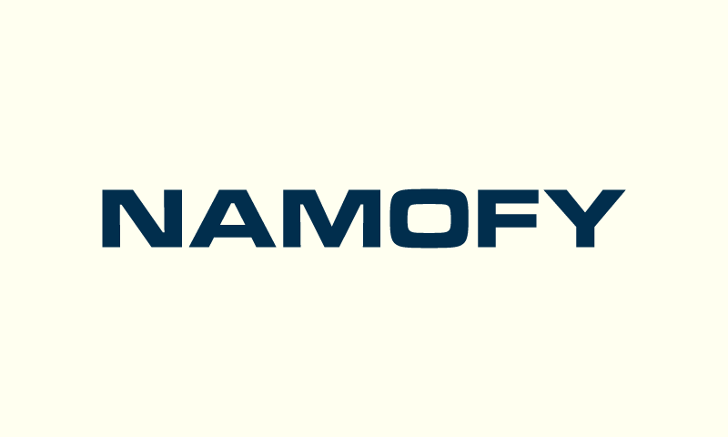 Namofy - Marketing product name for sale