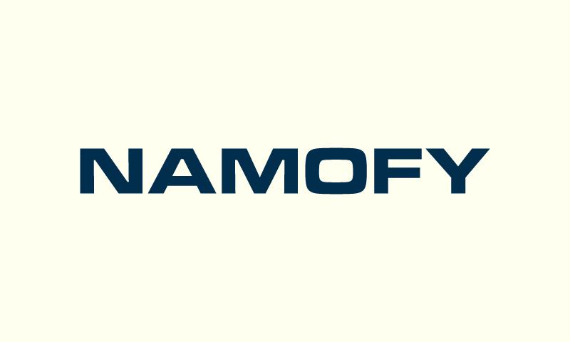 Namofy logo