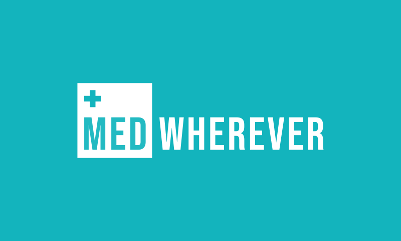 Medwherever - Healthcare startup name for sale