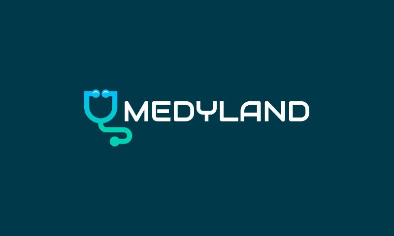 medyland logo