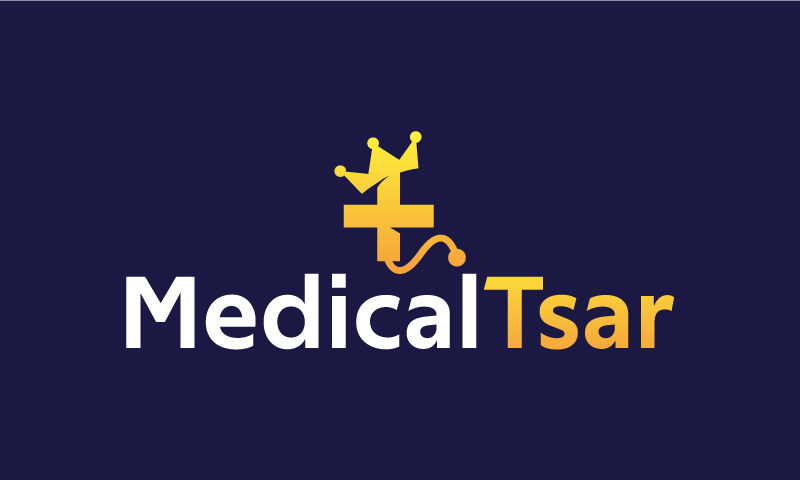 Medicaltsar - Health domain name for sale