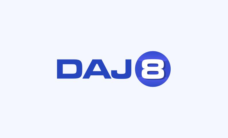 Daj8 - Marketing business name for sale