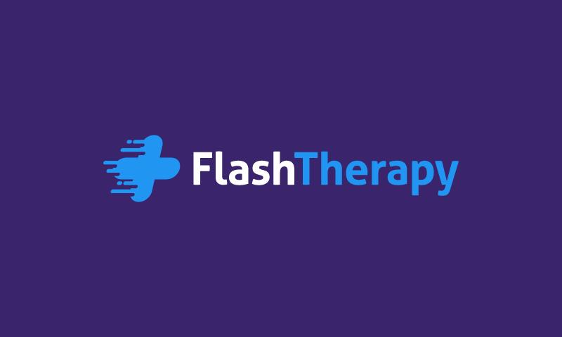 Flashtherapy