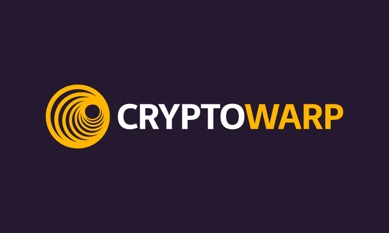 Cryptowarp - Cryptocurrency brand name for sale